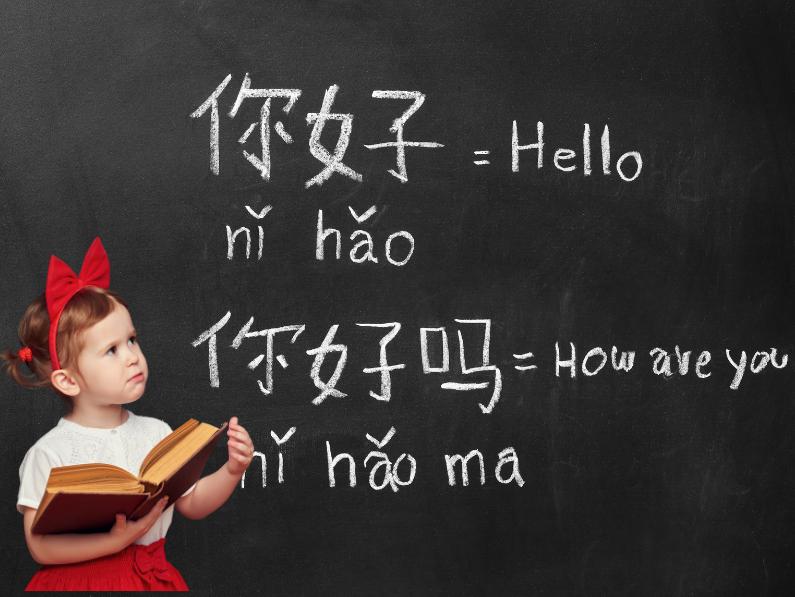 How to teach non-native kids Mandarin at home?
